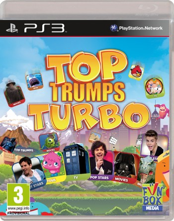 Top Trumps Turbo (PS3) (Digital Only)
