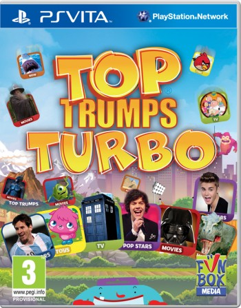 how to play top trumps match