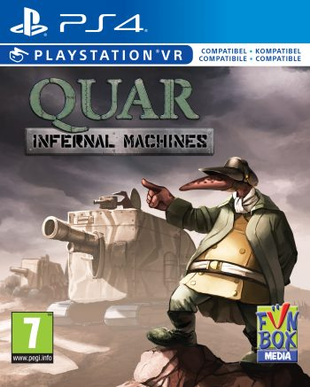 Quar: Infernal Machines (PS4 / PSVR)