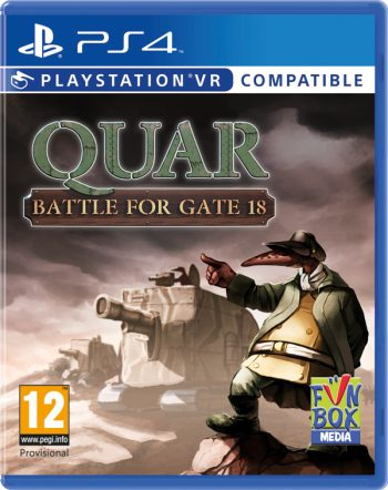 Quar: Battle for Gate 18 (PS4 / PSVR)