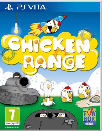 Chicken Range (Digital Only) (PSVita)