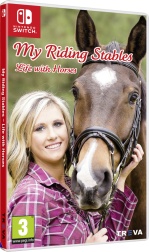 My Riding Stables – Life with Horses (Switch)