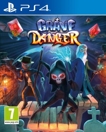 Grave Danger (PS4)