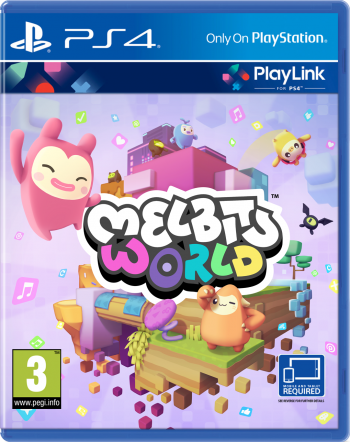 Melbits World (PS4 Playlink)