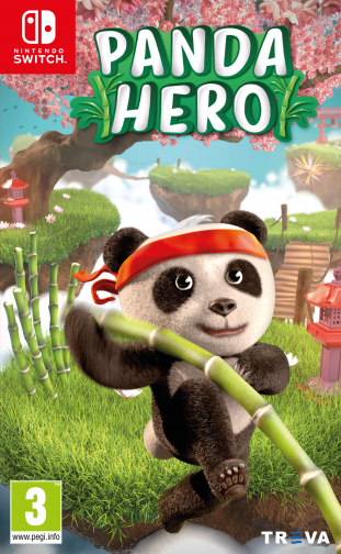 Panda Hero (Nintendo Switch)