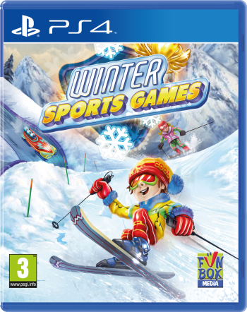 Winter Sports Games (PS4)